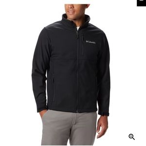 Columbia Men's Ascender™ Softshell Jacket Black